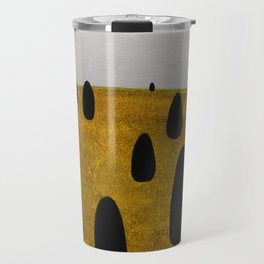 Trees, Void of meaning. Travel Mug