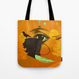 WITCHY CAULDRON Tote Bag