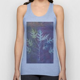 Cyanotype No. 7 Unisex Tank Top