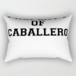 Property of CABALLERO Rectangular Pillow