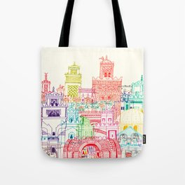 Marrakech Towers  Tote Bag