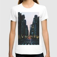 broadway T-shirts featuring Broadway by cascam