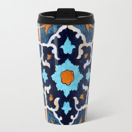 Mediterranean tile Travel Mug