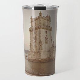 Torre de Belém Travel Mug