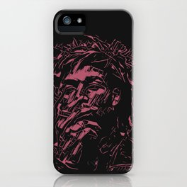 Jazz Cartierr // Hotel Paranoia Artwork iPhone Case
