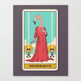 Temerence Canvas Print