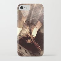 text iPhone & iPod Cases featuring TEXT. by Amelia Temple