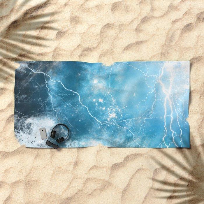 α Altair Beach Towel