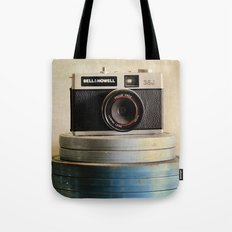 Old Camera Tote Bag
