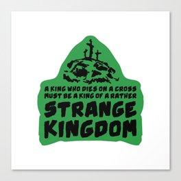 Strange Kingdom Canvas Print