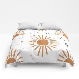sunbursts Comforters
