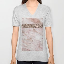 Magnetic fields Unisex V-Neck