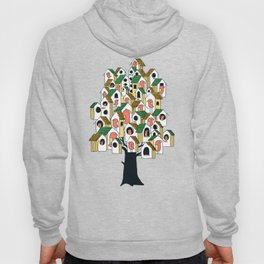 Bird houses Hoody