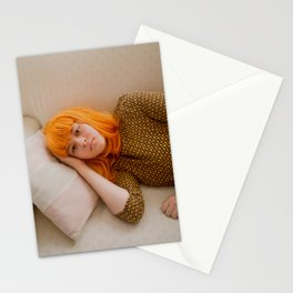 holly as me Stationery Cards