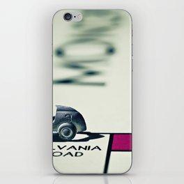 no...I'm the car iPhone Skin