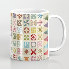 Jane's Addiction to Quilting Coffee Mug