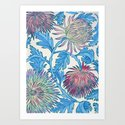 Candied Chrysanthemum by lbeckman