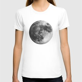 Love You to the Moon and Back   Moon   Night Sky T-shirt