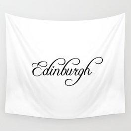 Edinburgh Wall Tapestry