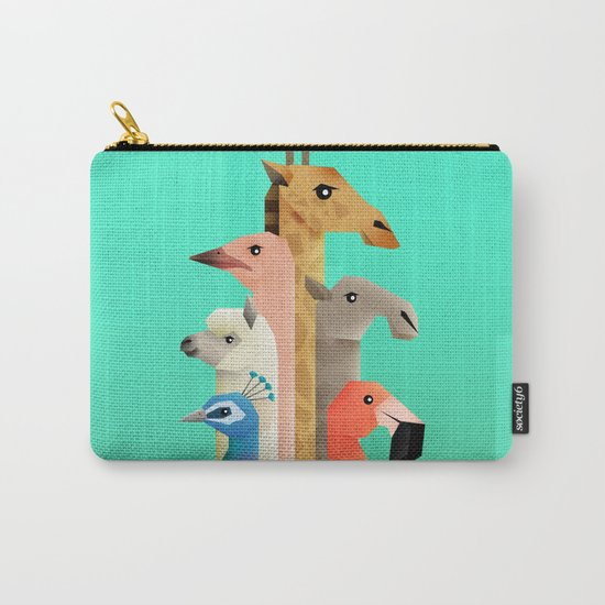 Long necks Carry-All Pouch