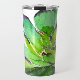green succulent 2 Travel Mug