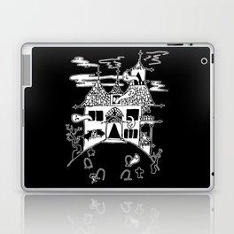 ▴ haunted house ▴ Laptop & iPad Skin