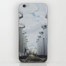Dystopian iPhone Skin