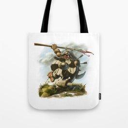 Viking Berserker Tote Bag