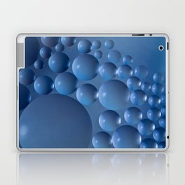 Blue moon. Laptop & iPad Skin