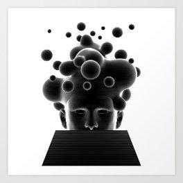 Boilflow Art Print