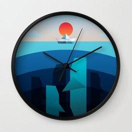 Oblivious Wall Clock