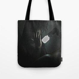 Finder of the light Tote Bag