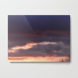 Sunset 507 Metal Print