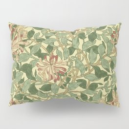 William Morris Honeysuckle Pillow Sham
