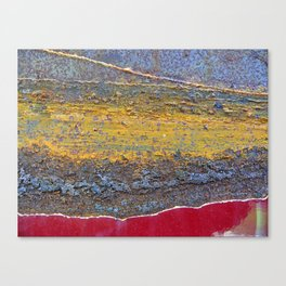 Colors of Rust 824 / ROSTart Canvas Print