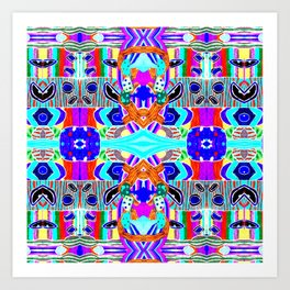 Pattern-237 Art Print