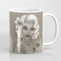 silent Mugs featuring Silent Stargazer by Wendy Stephens