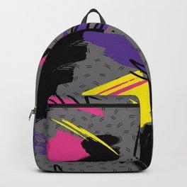 Fashion Patterns Retro Sweat Backpack
