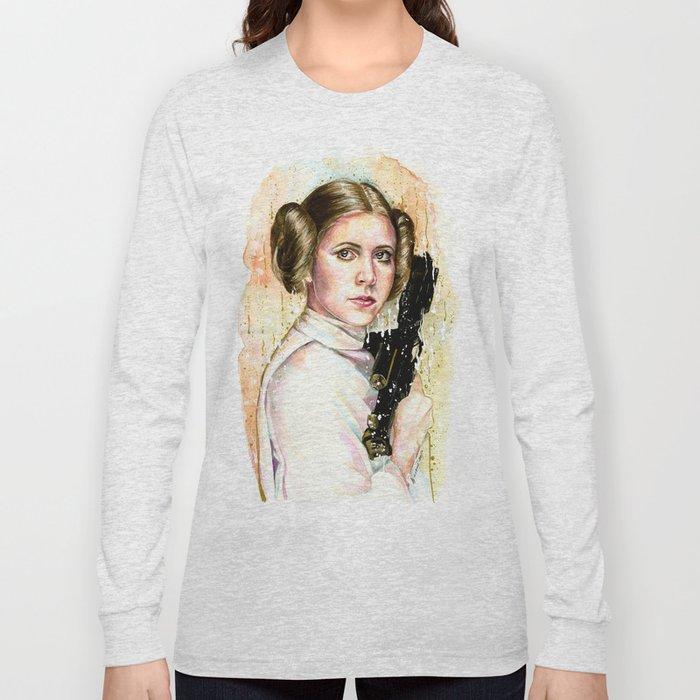 Princess and General Long Sleeve T-shirt