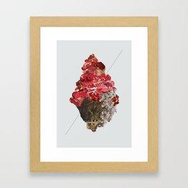Solid things 6 Framed Art Print