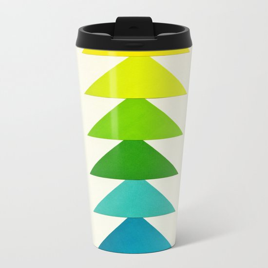 Arrows I Metal Travel Mug