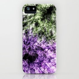 Hidden Faces iPhone Case