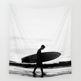Surf Boy Wall Tapestry
