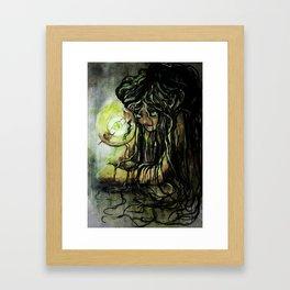 Traption Framed Art Print