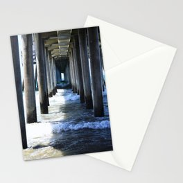 Under the Pier Stationery Cards