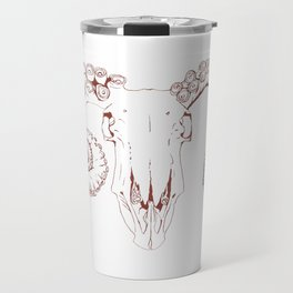 Tentacle Horn Travel Mug