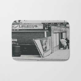 The Legends Corner Bath Mat
