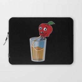Freshly Squeezed Apple Juice Laptop Sleeve