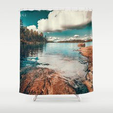 Belle Svezia Shower Curtain