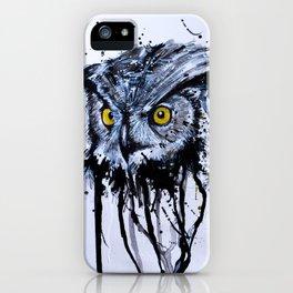 OVO OWL iPhone Case